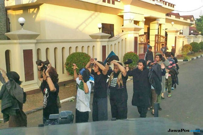 Jalur Rahasia Pemindahan 155 Napi Terorisme ke Nusakambangan
