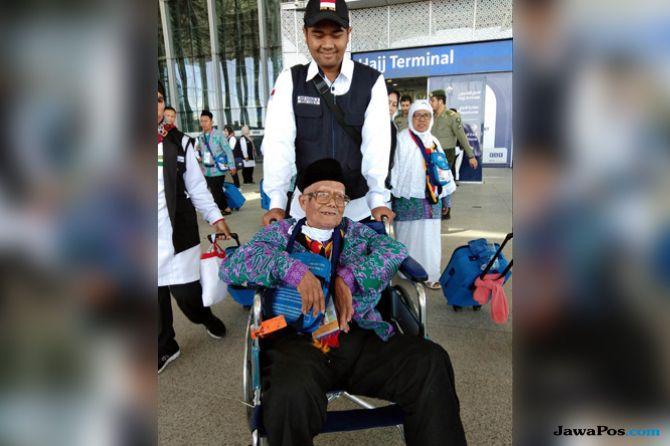 Jamaah Haji Mau Sewa Kursi Roda di Mina? Ketahui Dulu Tarifnya
