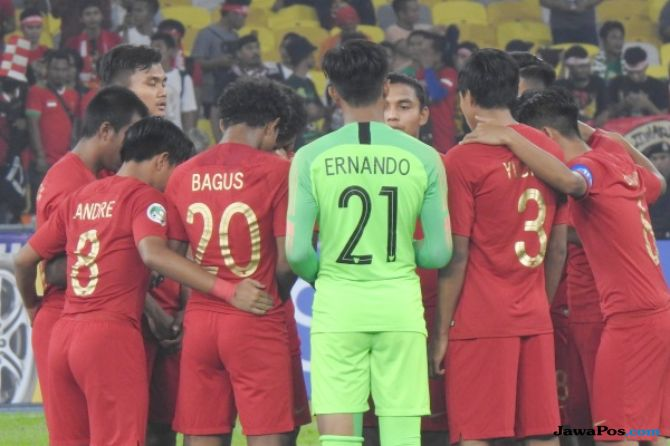 piala asia u-16 2018, perempat fina, Timnas U-16 Indonesia, Timnas U-16 Australia, Indonesia vs Australia