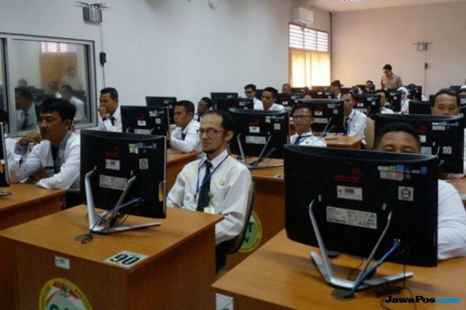 Jangkau Daerah Terpencil, Fasilitas UNBK Dipakai untuk Seleksi CPNS
