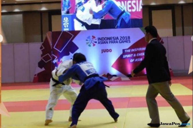 Asian Para Games 2018, Miftahul Jannah, Indonesia, Hijab, Aturan Cabor Judo