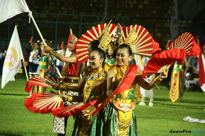 Jaring Bibit-bibit Atlet Masa Depan, Porkab Malang Perebutkan 283 Emas