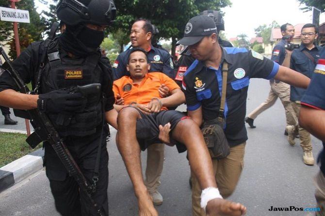 Jaringan Narkoba Internasional Terbongkar, 7 Kg Sabu Diamankan