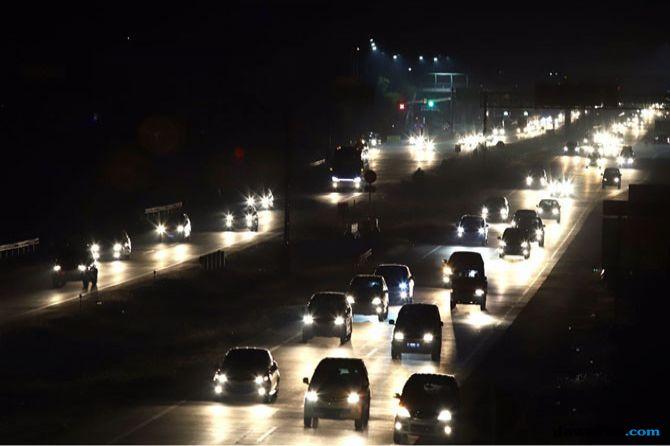 Jasa Marga Berlakukan Satu Arah Dari Km 72 Sampai GT Cikarang Utama