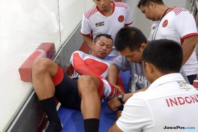 Asian Track Championship 2019, balap sepeda, Indonesia, Nandra Eko