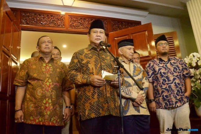 Jawab Boni Hargens, Arief: Akademisi dan Politisi Nggak Jelas