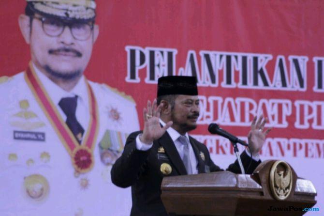 Jawab Wacana Terkait Pendamping Jokowi, Ini Kata Eks Gubernur Sulsel