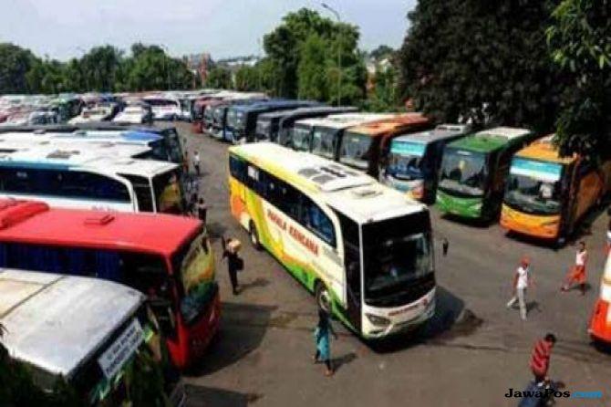Jelang Nataru, Kemenhub Temukan 6.092 Bus Tidak Laik Jalan
