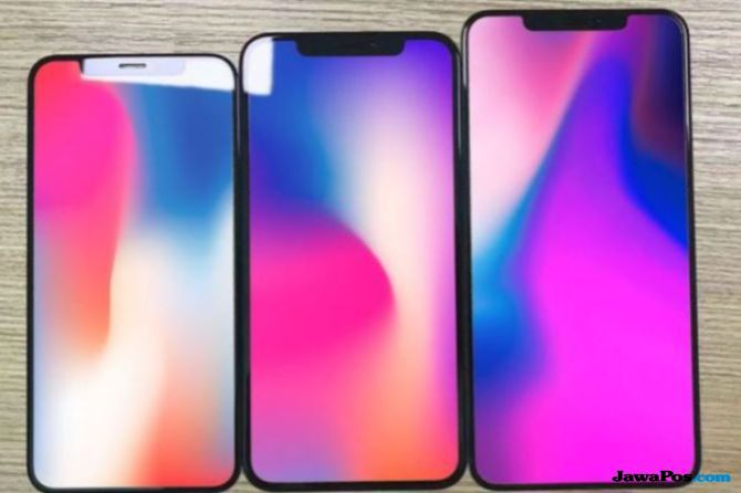 iphone 2018, iphone xs plus, iphone 2018 terbaru