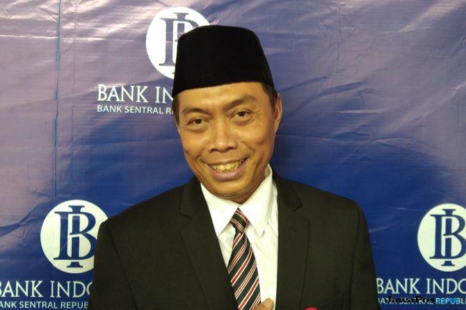 Kepala Perwakilan Bank Indonesia (KPwBI) Malang Azka Subhan Aminurridho