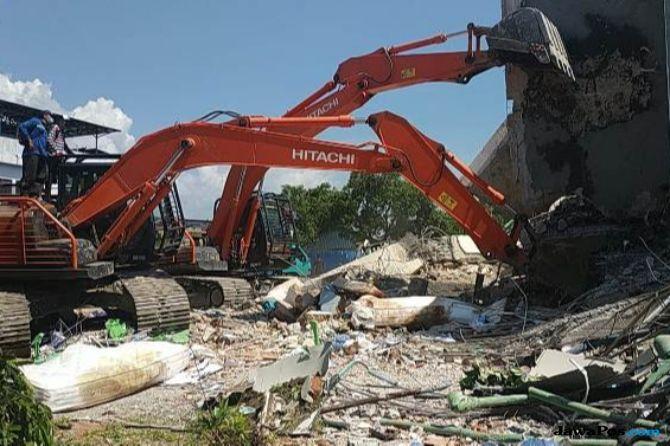 Jenazah Atlet Paralayang Korsel Ditemukan di Reruntuhan Hotel Roa Roa