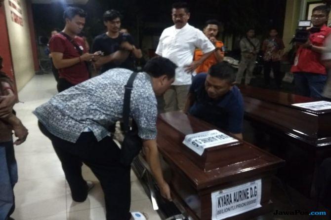 Jenazah Bayi Kyara Korban Lion Air Tunggu Ayah dan Ibunya Ditemukan