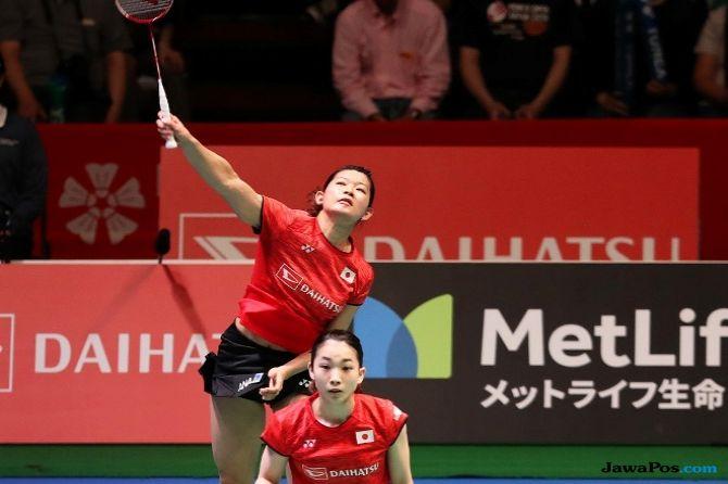 World Tour Finals 2018, Misaki Matsutomo/Ayaka Takahashi, Jepang, Tiongkok, bulu tangkis, BWF