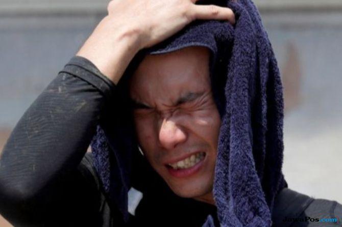 Jepang Dilanda Cuaca Ekstrem, Suhu 40 Derajat, 30 Orang Tewas