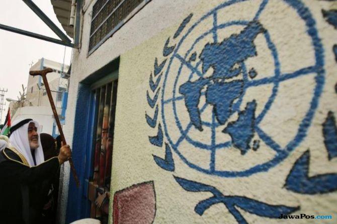 Jerman Naikkan Sumbangan ke Badan Bantuan Palestina