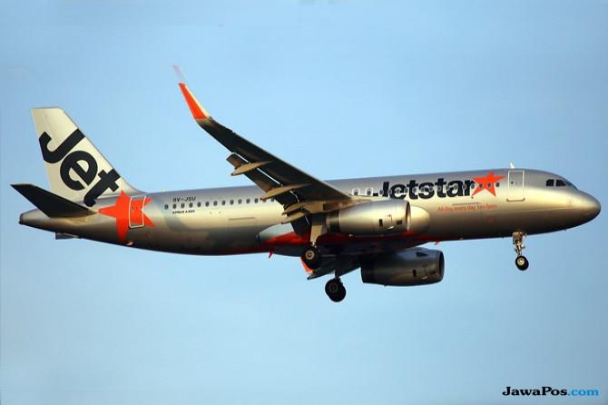 Jetstar Asia Gandeng Jet Airways