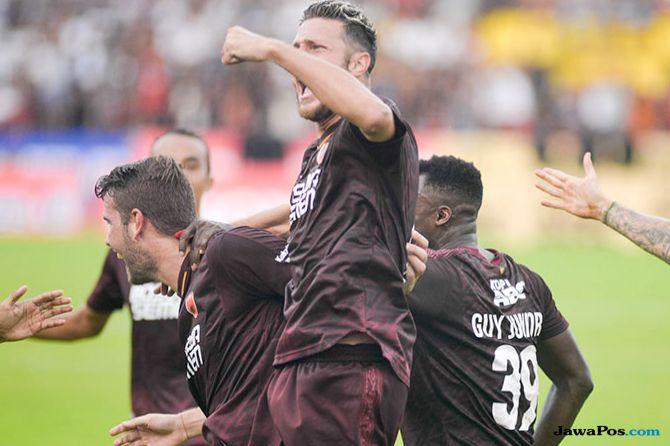 liga 1 2018, PSM Makassar, PSMS Medan