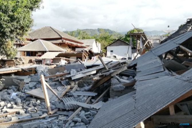 Jokowi dan JK Berencana Sambangi Lombok