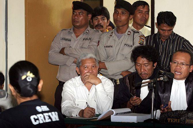 Jokowi Didesak Cabut Ampunan untuk Otak Pembunuh Wartawan
