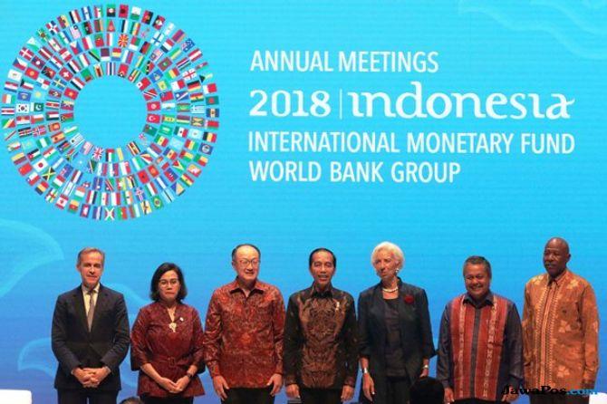 Jokowi: Hubungan Antarnegara Ekonomi Maju Seperti Game of Thrones