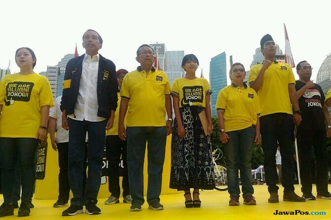 Jokowi: Jangan Sampai Ada yang Bilang Indonesia Akan Bubar dan Punah