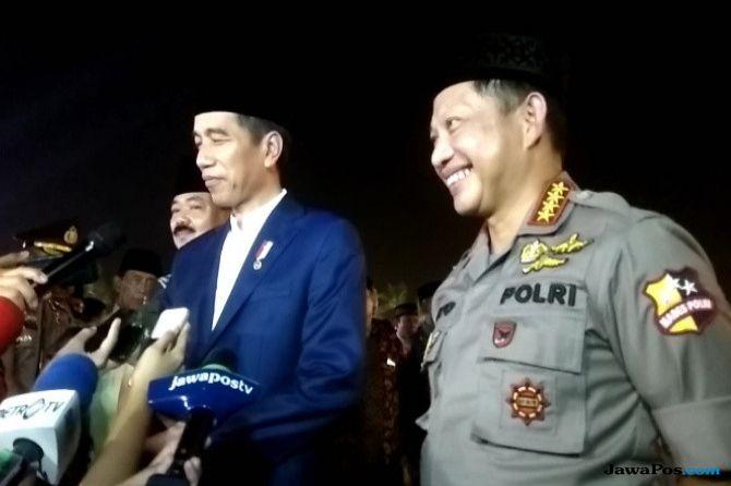 Jokowi: Juli, Tunjangan Kinerja TNI-Polri Naik 70 Persen