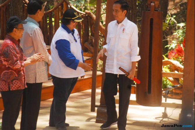 Presiden Joko Widodo