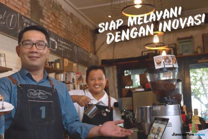 Jumat Sore Ridwan Kamil Akan Seduh Kopi Buat Warga Jabar
