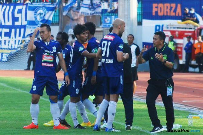 Liga 1 2018, PSIS Semarang, Persebaya surabaya