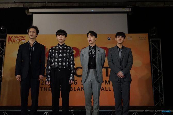 Junhyung Janji Highlight Balik Lagi ke Indonesia dengan Lima Member
