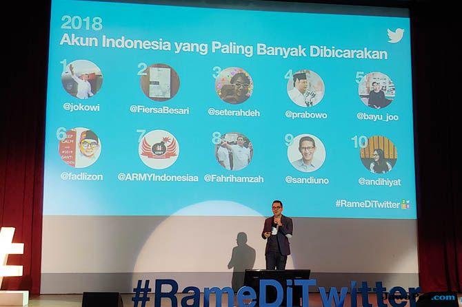 Rame Di Twitter, Twitter sepanjang 2018, K-pop Kalahkan Jokowi Prabowo