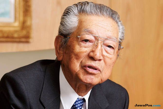 pendiri casio meninggal, Kazuo Kashio,