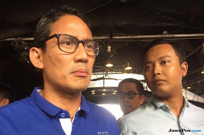 Kader Demokrat Bebas Tentukan Pilihan di Pilpres, Ini Kata Sandiaga