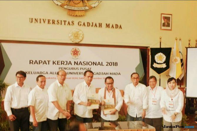 Kagama Gaet BNI Bangun Aplikasi KagamaPay, Sasar Alumni UGM