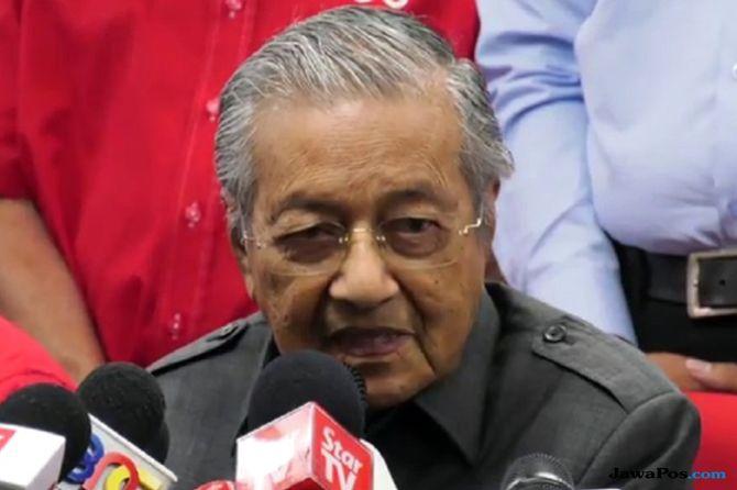 Kaget Dengan Kekacauan di Pemerintahan, Janji 100 Hari Mahathir Gagal