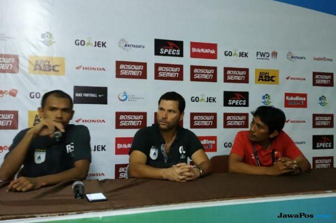 Persipura Jayapura, PSM Makassar, Liga 1 2018, Ricardo Salampessy, Iwan Sukoco