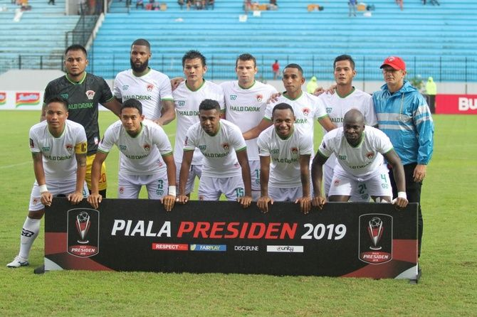 Kalteng Putra Bakal Mengejutkan di Kompetisi Liga 1 2019