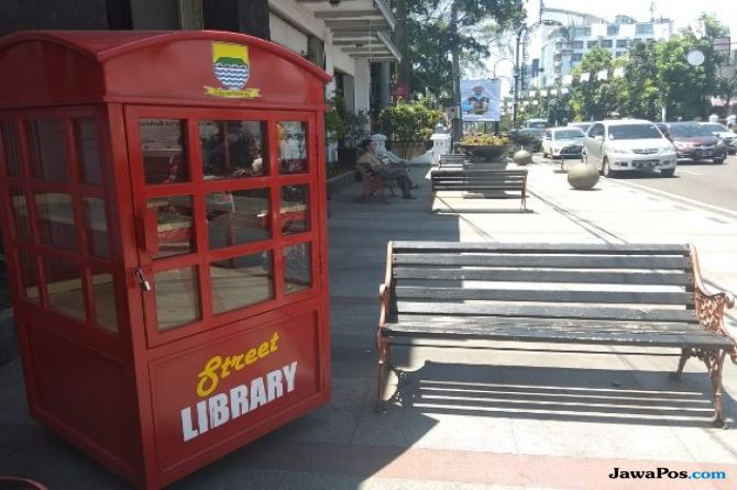 Kang Emil Program Street Galery Kok Ngga Ada Bukunya?