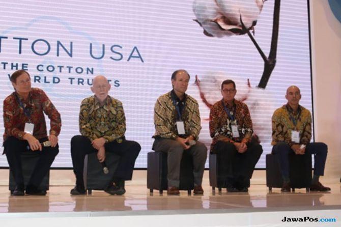 CCI, cotton council international, kapas AS, manfaat kapas, bahan pembuat katun,