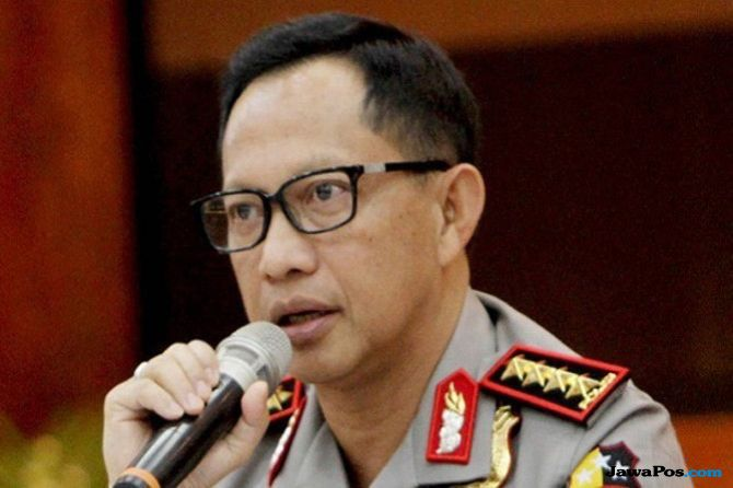 Kapolri: Pelaku Bom Mobil di Filipina Asal Maroko, Bukan WNI