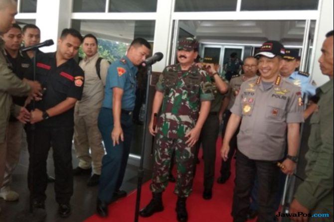 Kapolri Tito Minta Capaja Ubah Kultur Koruptif di Tubuh Polri dan TNI