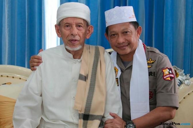 Tito Karnavian Ungkap Peran Al-Khairaat Tangani Kelompok Santoso