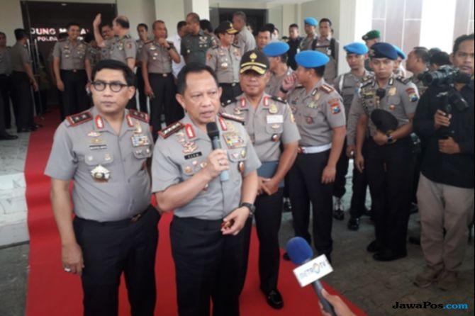 Kapolri Wacanakan Pembangunan Rumah untuk Polisi