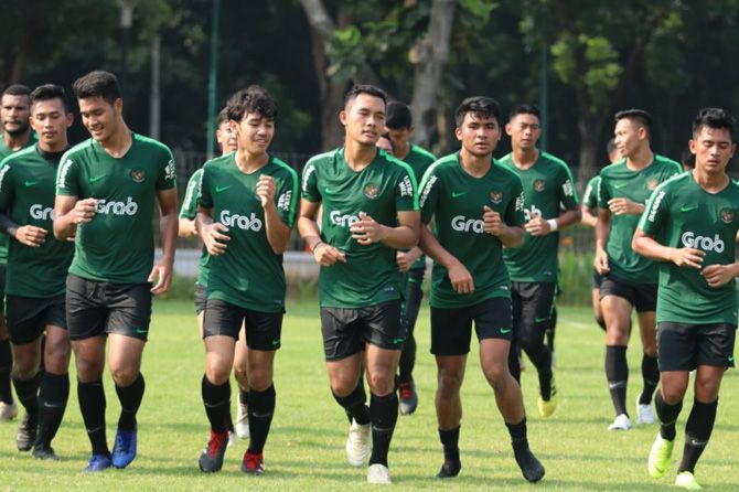 Timnas Indonesia, Timnas U22 Indonesia, Arema FC, Piala AFF U22 2019, Hamka Hamzah