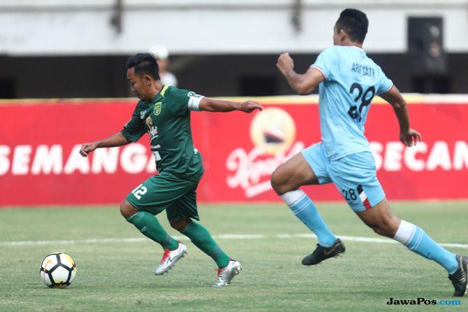 Rendi Irwan Saputra, Persebaya Surabaya, Liga 1 2018, Persela Lamongan