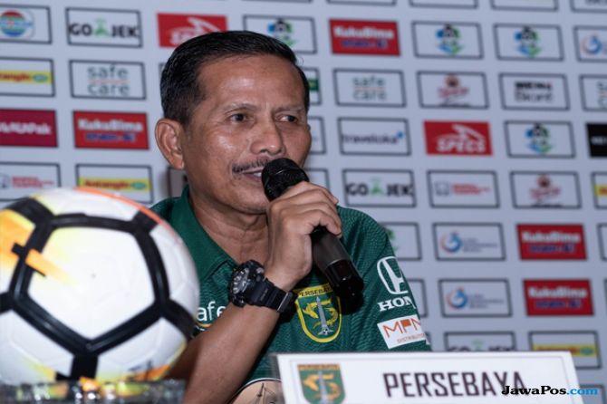 Liga 1 2019, Persebaya surabaya, Djadjang Nurdjaman