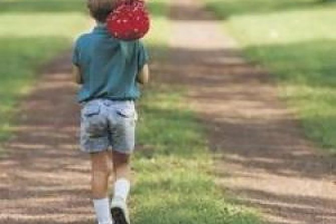 Kasihan! Sering Dipukuli Sang Ibu,  Bocah 10 Tahun Pilih Minggat