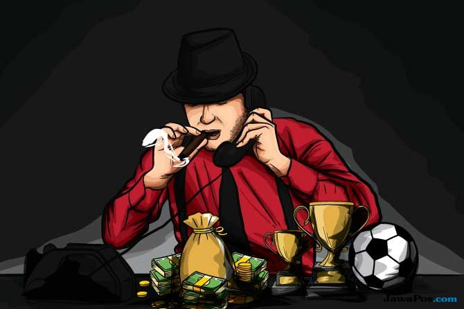 Kasus Mafia Bola, Bendahara PSSI Jalani Pemeriksaan