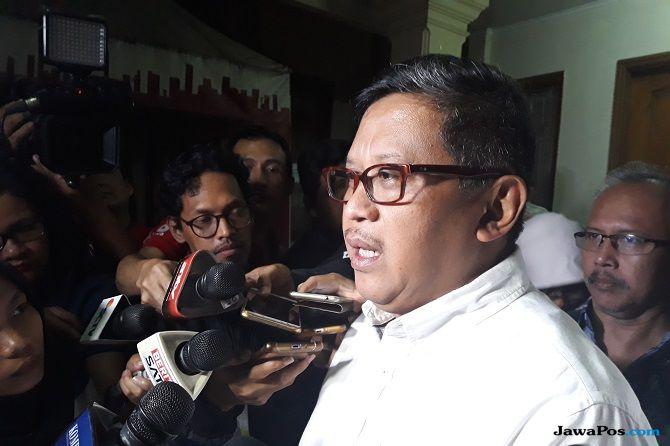 Kata Hasto Begini Syarat Menjadi Pengganti Menteri Asman yang Mundur