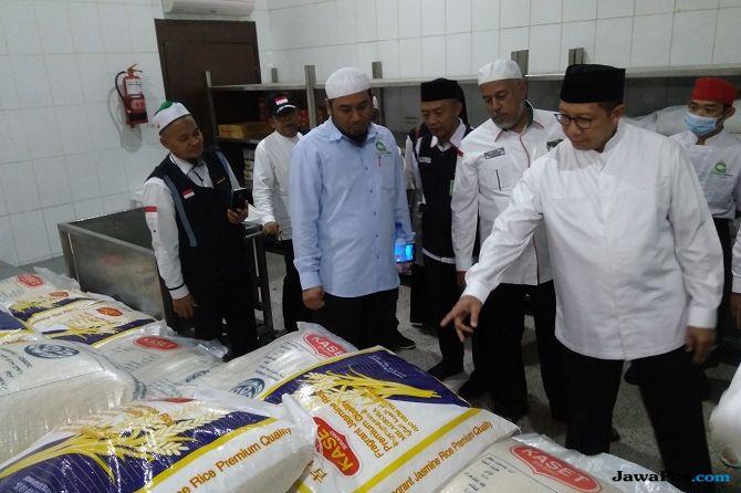 Katering Kesulitan Sediakan Makanan Berkuah untuk Jamaah Haji